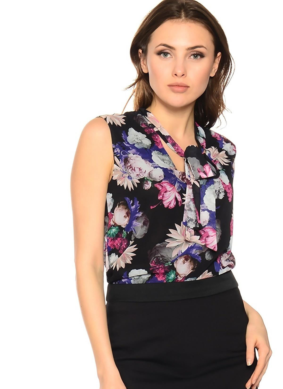 House Of Camellia Bluz 71jan Hoc085 Hc Bluz Prınt – 47.99 TL